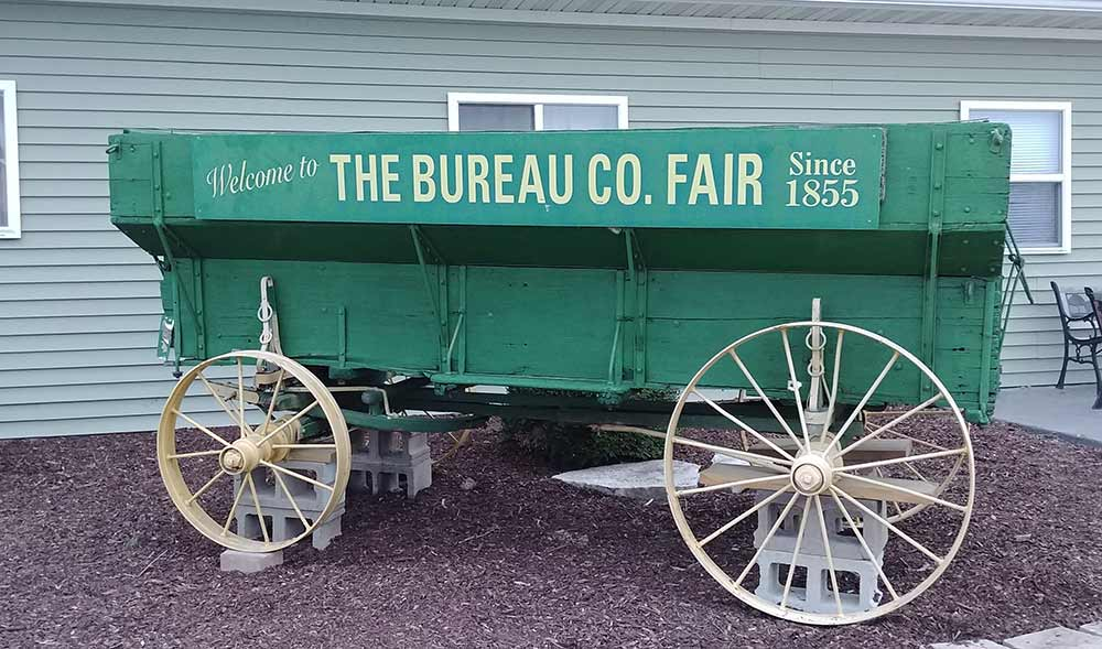 Bureau County Fair 2020.About Bureau County Fairgrounds August 26th 30th 2020