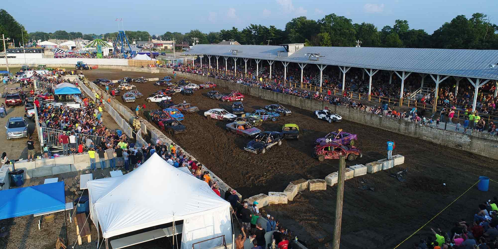 Becker County Fair 2020.Miss Bureau County Fair Peagent Bureau County Fairgrounds